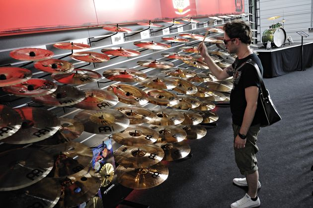 The Meinl Drum Festival