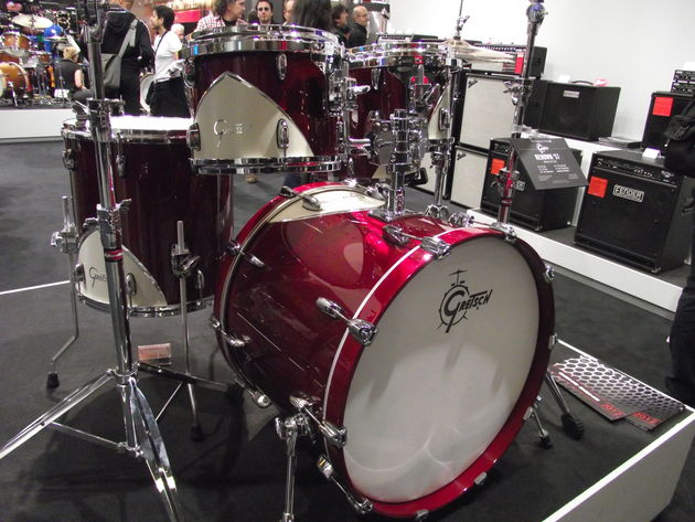 In Pictures: Musikmesse 2012