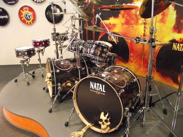 In Pictures: Natal UK Custom Shop