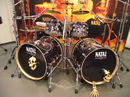 Musikmesse 2012: In Pictures: Natal UK Custom Shop