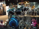 Musikmesse 2012: In Pictures: Premier Nicko McBrain kits