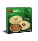 Meinl adds metals to Benny Greb signature line