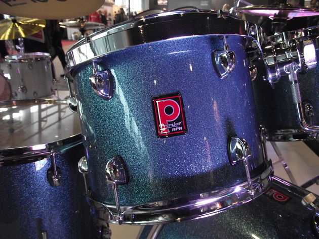 Musikmesse 2013: Sparkling kits from the show floor