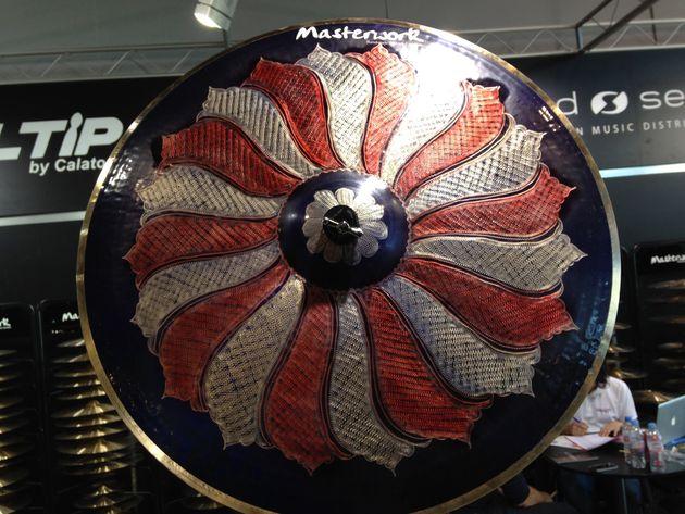 Un chef d'oeuvre de cymbale