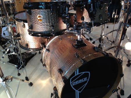 Musikmesse 2014: Coolest drum kits, finishes and gadgets
