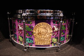 NAMM 2013: Eye-popping drum finishes from the show floor