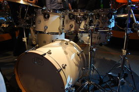 NAMM 2013: In Pictures: Drum Workshop