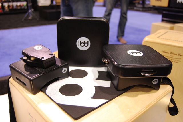 NAMM 2013: Meinl reveals new cymbals and percussion