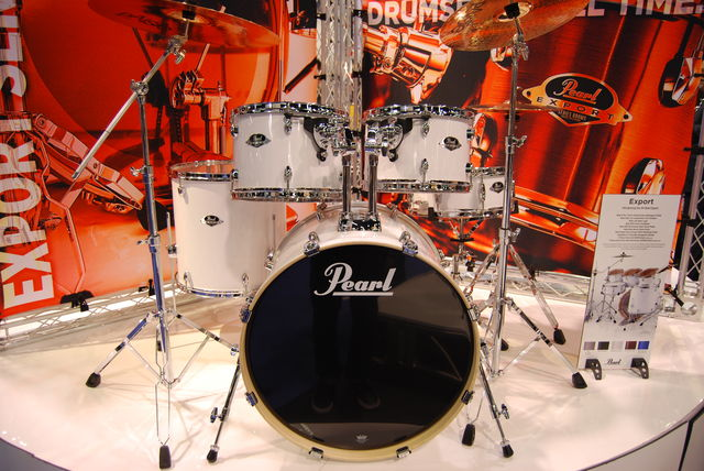 NAMM 2013: In Pictures: Pearl