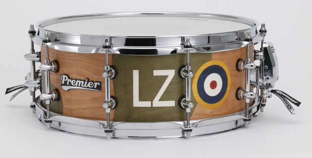 Premier drums in pictures