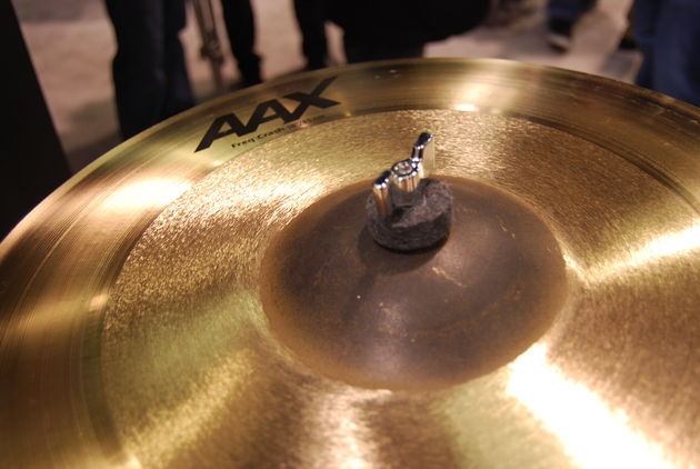 NAMM 2013 In Pictures: Sabian Player's Choice winners revealed