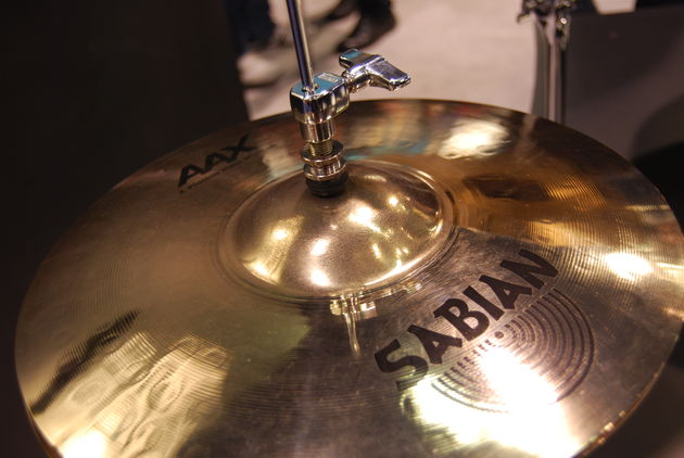 NAMM 2013 In Pictures: Sabian Cymbal Vote winners revealed