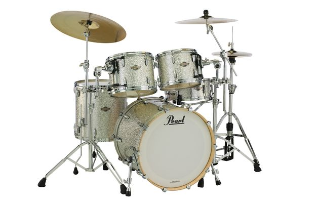 Pearl Introduces Masters BCX Series drum kits