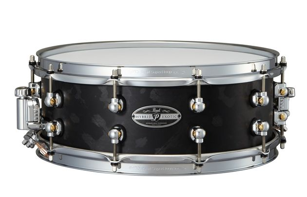 A new line of Hybrid Exotic snare drums