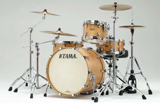 New finishes and configurations for Starclassic Bubinga and Maple