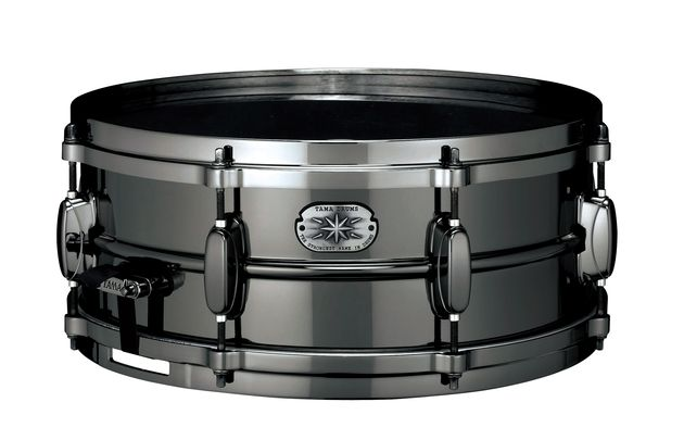 Metalworks Black Chrome snare drums
