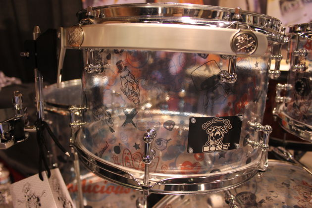 Bone Custom Drums