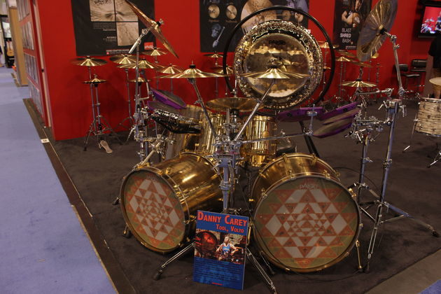 NAMM kits of the stars