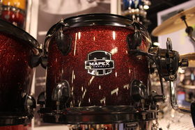 NAMM 2014: Mapex stand in pictures