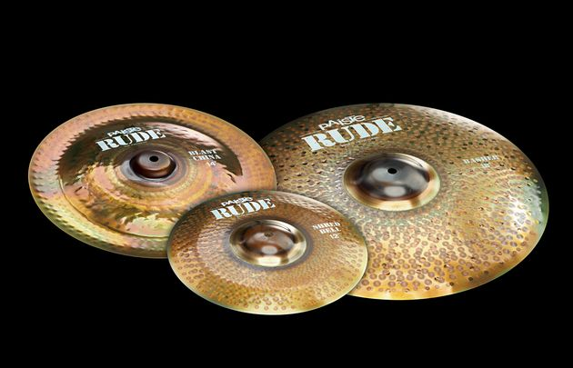 Meet the Paiste Basher, Shred Bell and Blast China