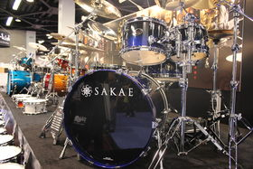 NAMM 2014: Sakae stand in pictures