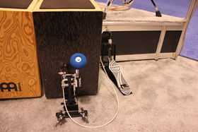 NAMM 2014: Dixon Drums stand in pictures