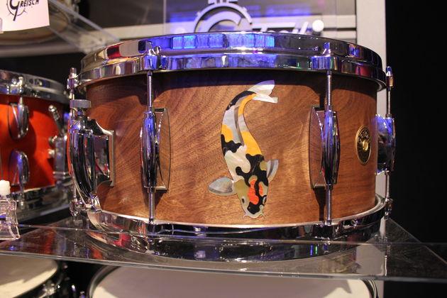 Gretsch Custom snare
