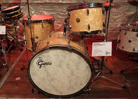 NAMM 2014: Gretsch stand in pictures