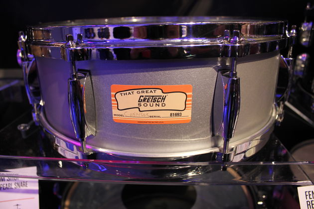 The inside out snare!