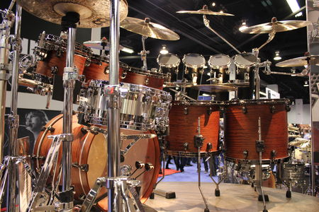 The monstrous kits of NAMM 2014