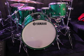 NAMM 2014: Yamaha Drums stand in pictures