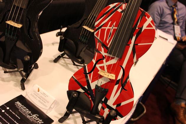 EVH violin