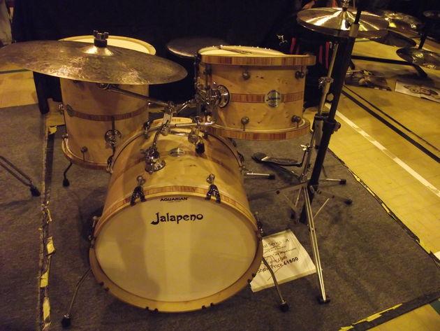 Jalapeno Drums