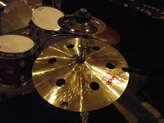 Cymbal Magic modification