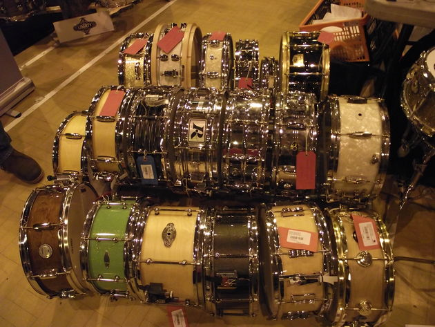Snares galore!