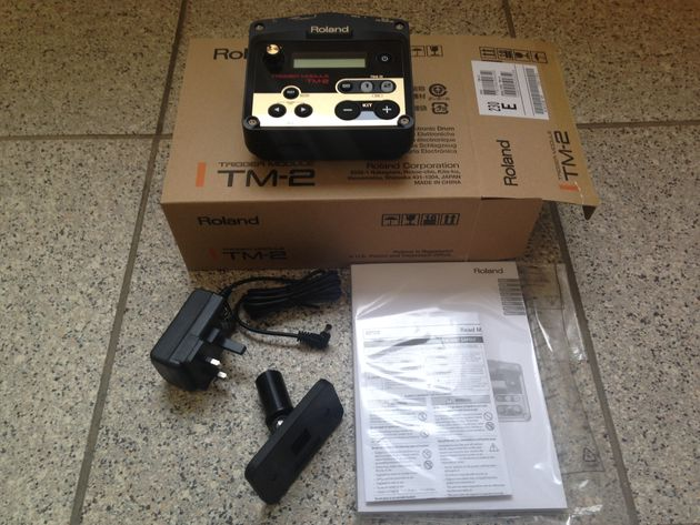 The TM-2 unboxed