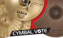 Sabian announces Cymbal Vote 2013