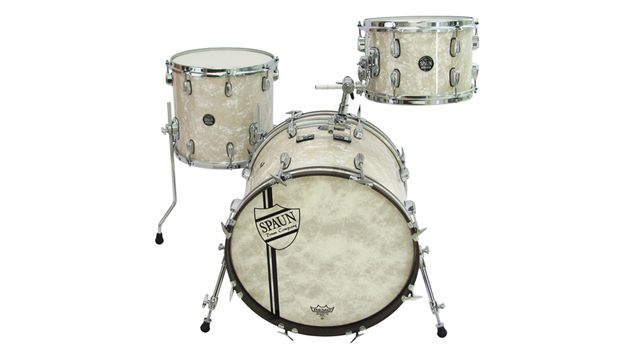 Spaun Drums Jazz Series