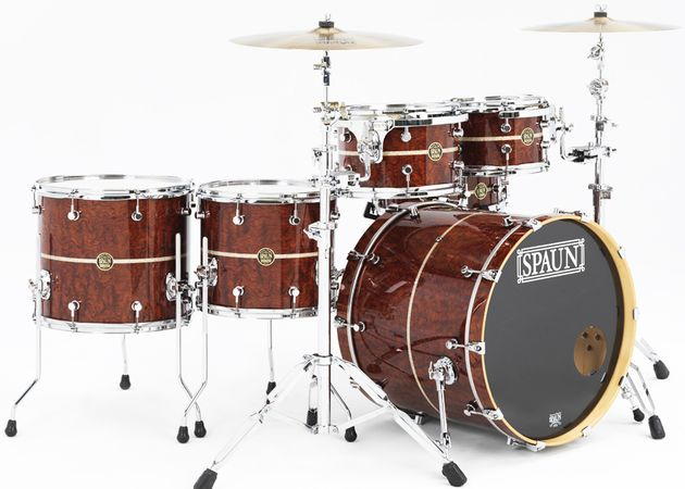 In Pictures: Limited Edition Spaun kit