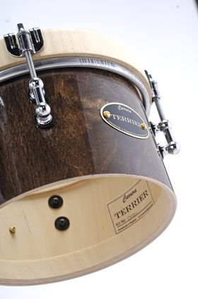 First look: Carrera Drums Terrier drum kit