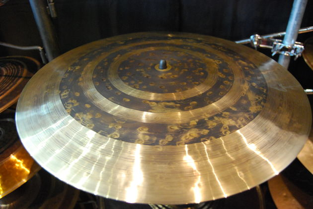 Matt Nolan B15 cymbals