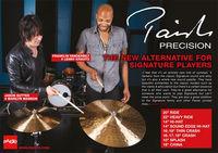 Musikmesse 2013: Paiste unveils Signature Precision
