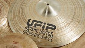 Gear gallery: UFiP Cymbals