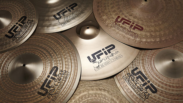 In Pictures: UFiP Cymbals