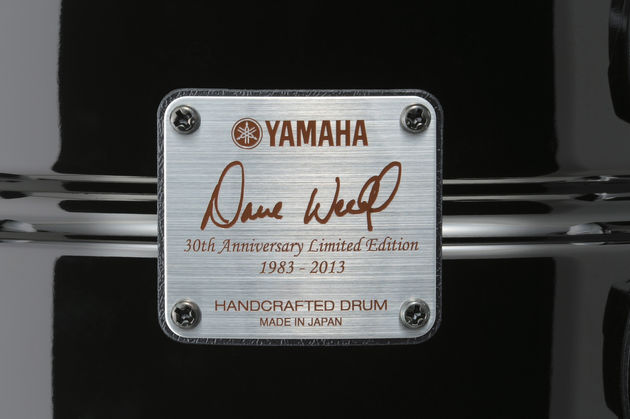 Dave Weckl Signature Snares