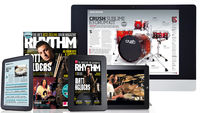 October issue of Rhythm on sale now!