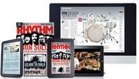 Get 2013 digital back issues of Rhythm half price!