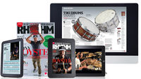 January issue of Rhythm on sale now!