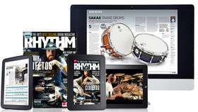 March issue of Rhythm on sale now