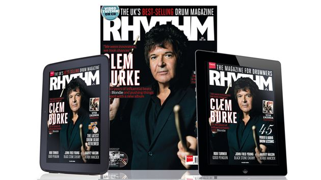 Featuring Clem Burke